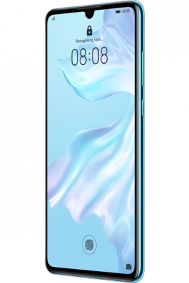 Huawei-P30-Elle_Blue_Front-30_Right_Unlock.png