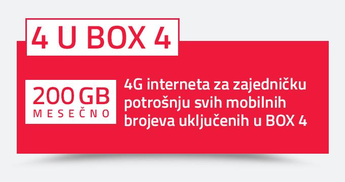 Gift za boxove 4 u Box 4